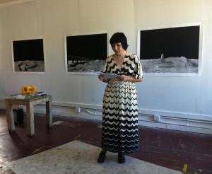 Sumarr Reading Series, August 26, 2012