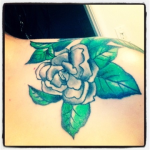 tattoo design by Julie Bolene